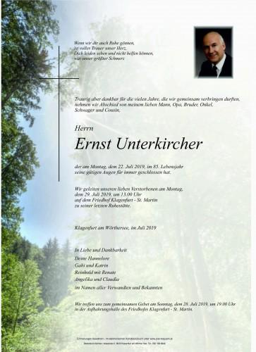 Ernst Unterkircher