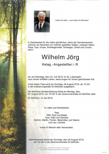 Wilhelm Jörg