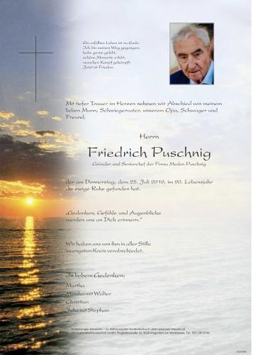 Friedrich Puschnig