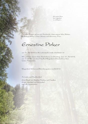 Ernestine Pirker