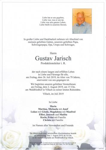 Gustav Jarisch