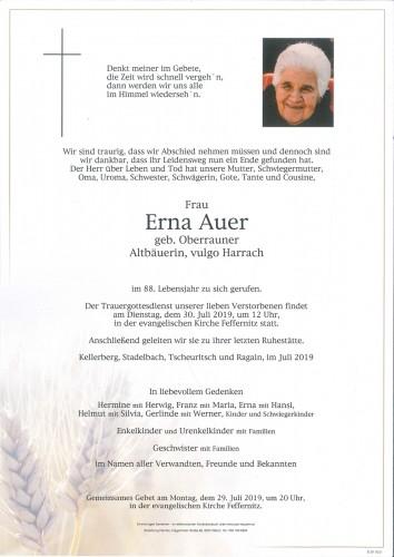Erna Auer