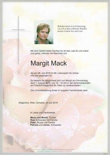 Margit Mack