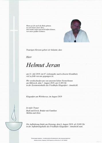 Helmut Jeran