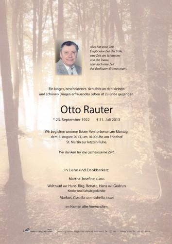 Otto Rauter