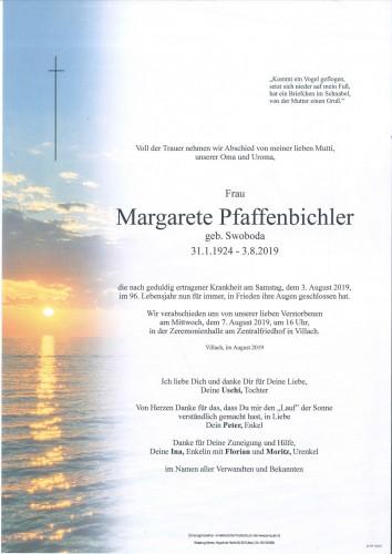 Margarete Pfaffenbichler