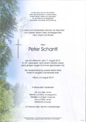 Peter Schantl