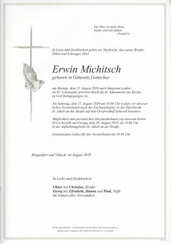 Erwin Michitsch