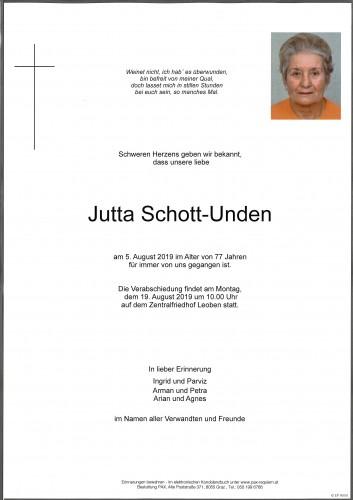 Jutta Schott-Unden