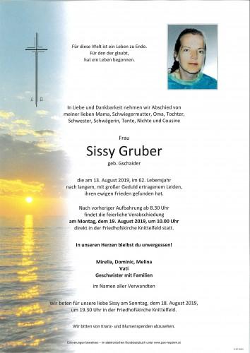 Sissy Gruber