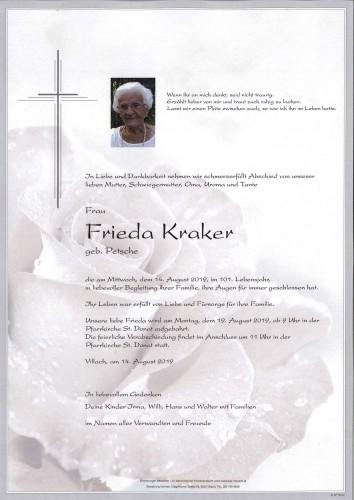 Frieda Kraker