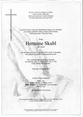 Hermine Skubl