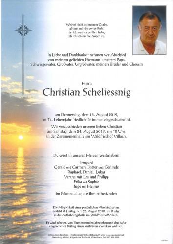 Christian Schelissnig
