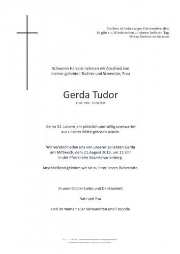Gerda Tudor