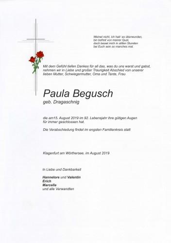 Paula Begusch