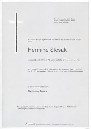 Hermine Slesak