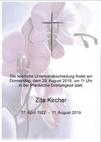 Zita Kircher