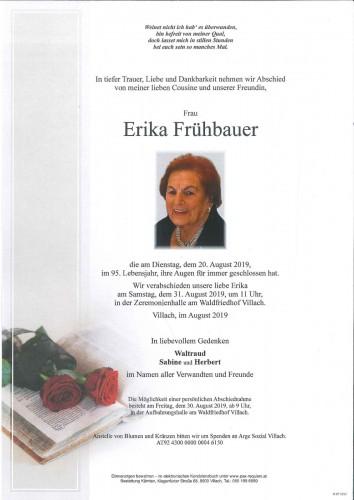Erika Frühbauer