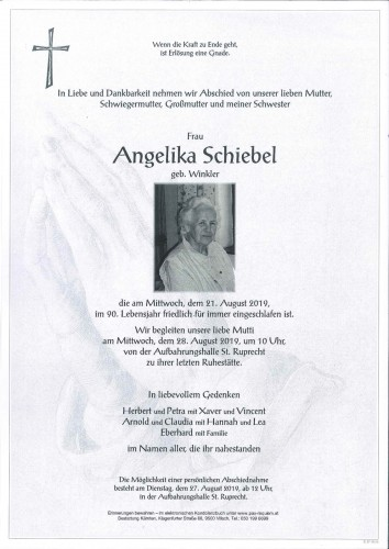 Angelika Schiebel