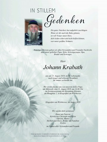Johann Krabath