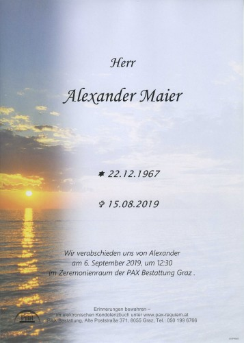 Alexander Maier