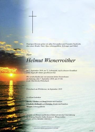Helmut Wienerroither