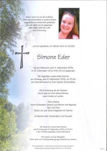 Simone Eder