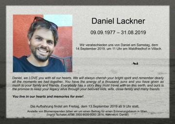 Daniel Lackner
