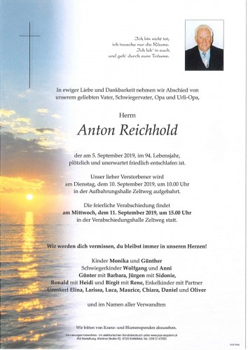 Anton Reichhold