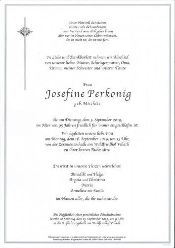 Josefine Perkonig