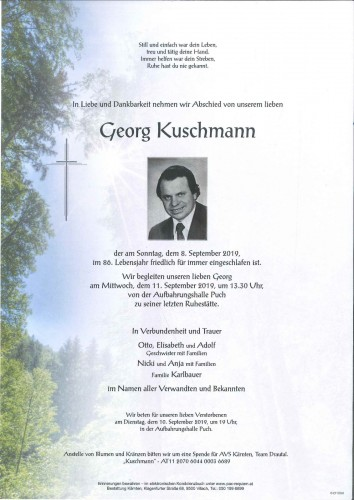 Georg Kuschmann