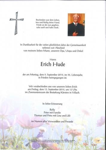 Erich Hude