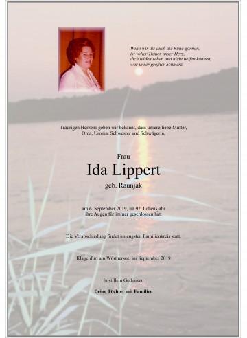 Ida Lippert