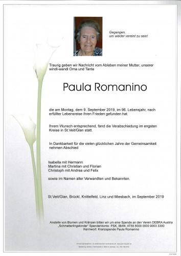 Paula Romanino
