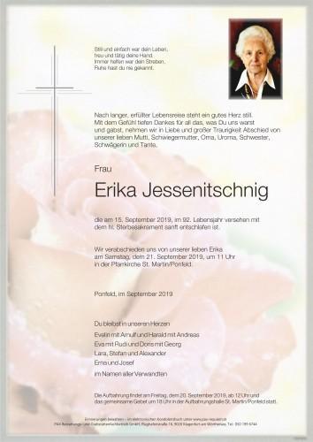 Erika Jessenitschnig