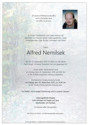 Alfred Nemilsek