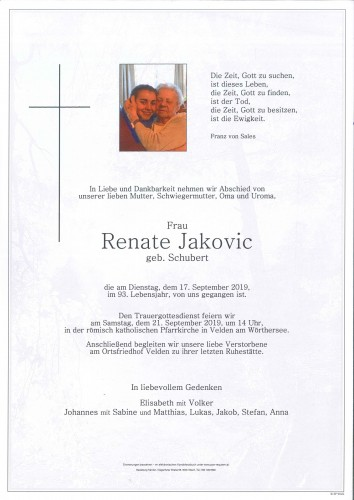 Renate Jakovic