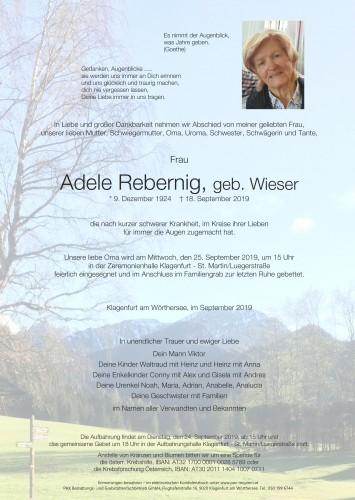 Adele Rebernig