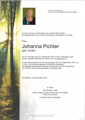 Johanna Pichler