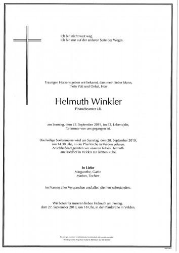 Helmuth Winkler