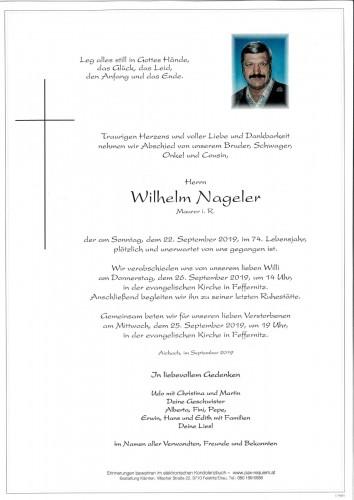 Wilhelm Nageler