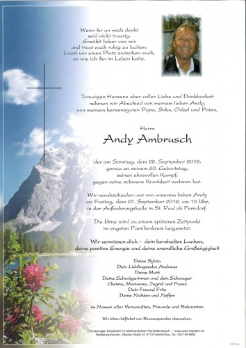 Andy Ambrusch