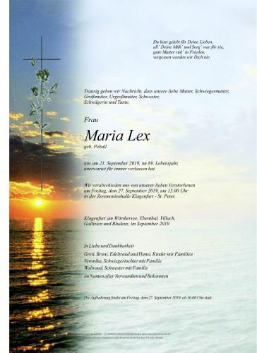 Maria Lex