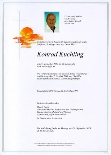 Konrad Kuchling