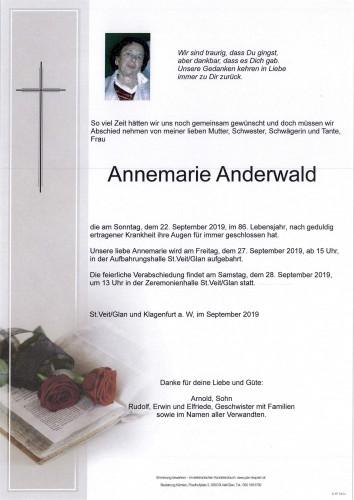 Annemarie Anderwald