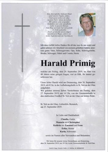 Harald Primig