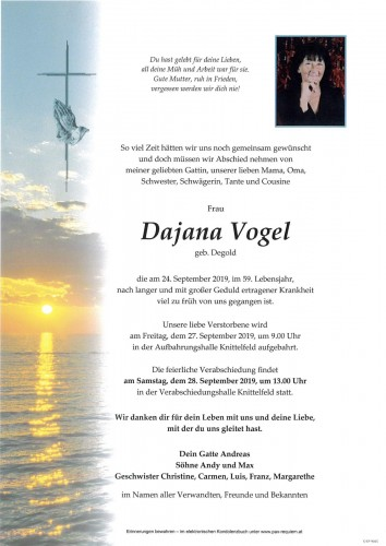 Dajana Vogel
