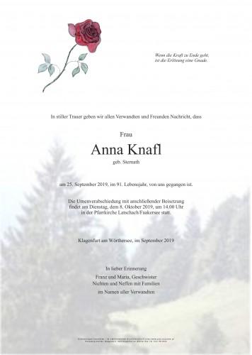 Anna Knafl