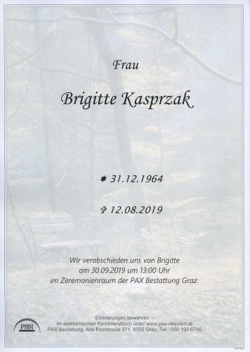 Brigitte Kasprzak