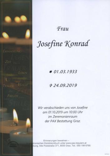 Josefine Konrad